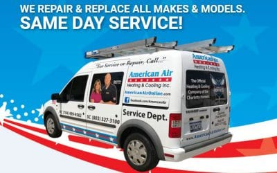 Welcome to American Air Heating & Cooling!